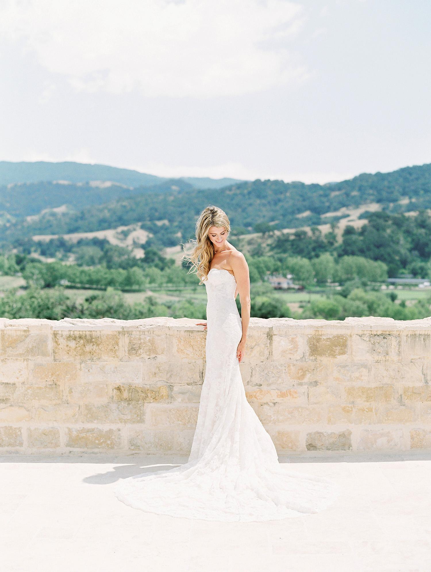 kati erik wedding bride dress