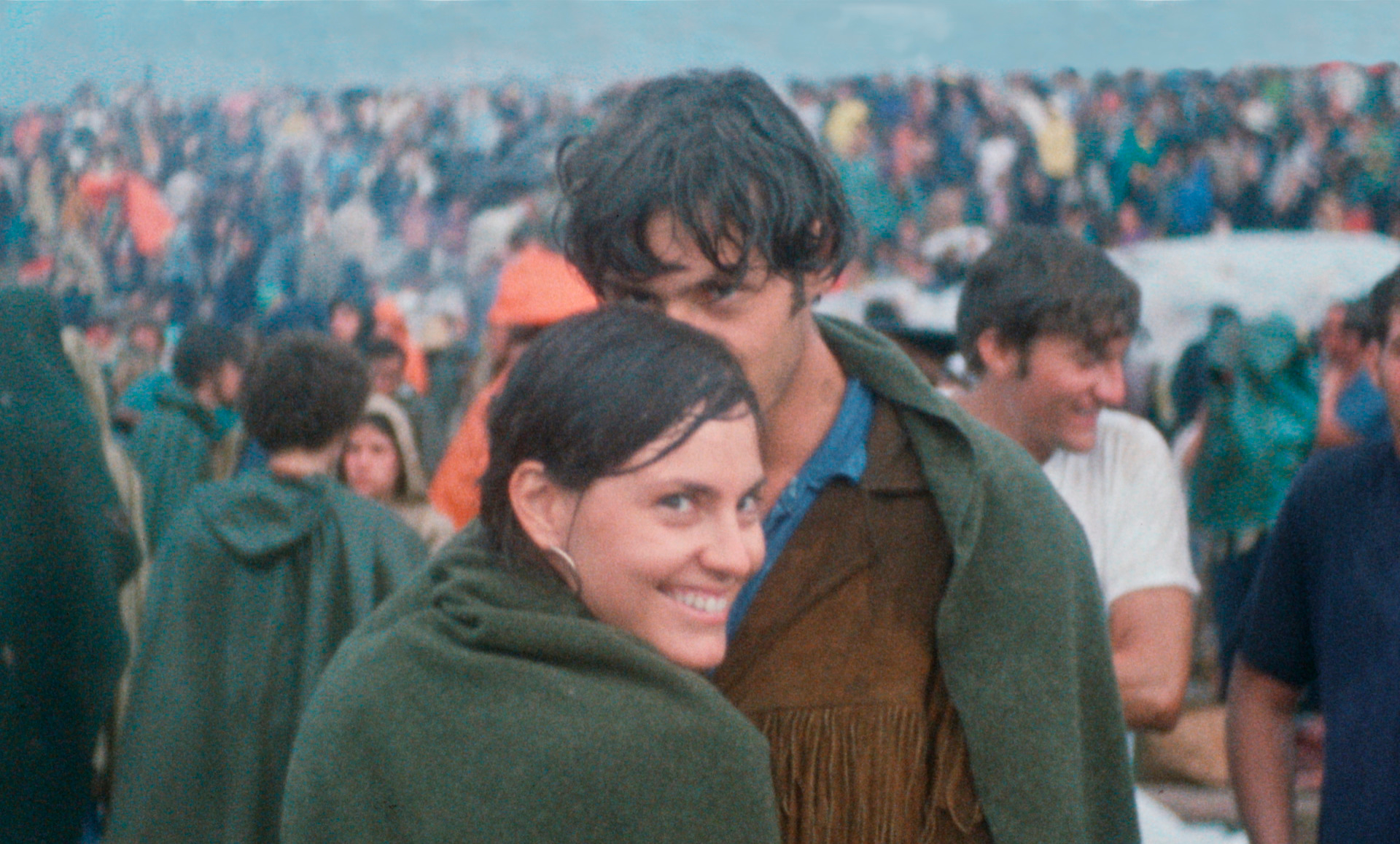 50 Years After They Met at Woodstock, This Couple Finally Found a Photo of Their First Hours Together