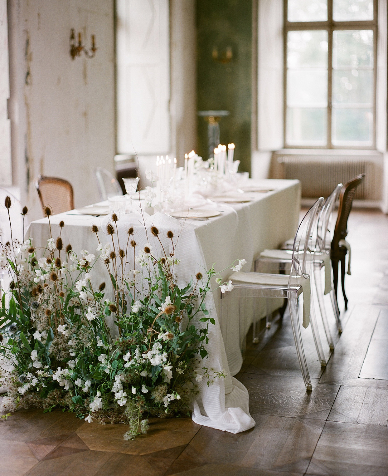 Our Favorite Restaurant Wedding Décor Ideas