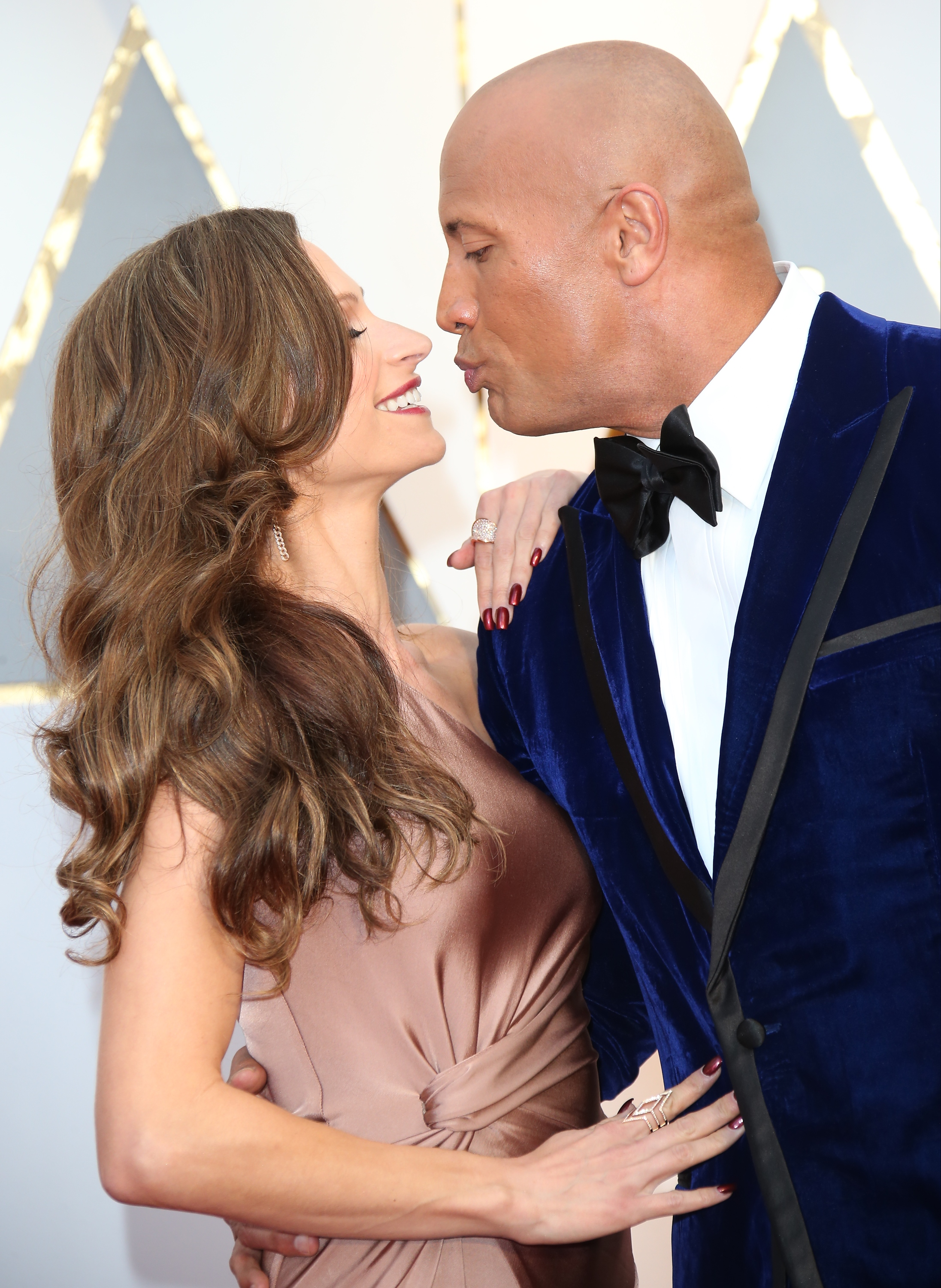 Dwayne Johnson Recalls the Most Romantic Thing He's Ever Done for Wife Lauren Hashian
