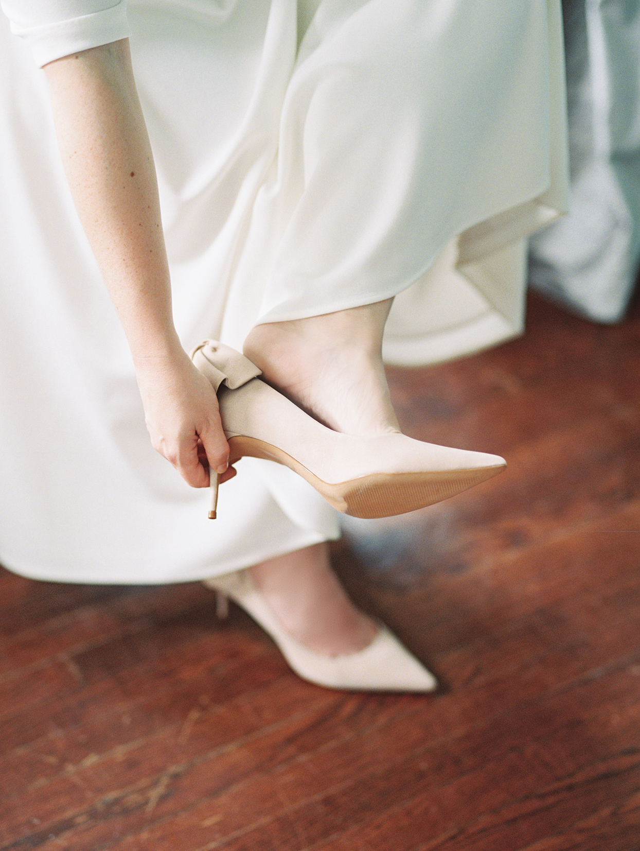 Timeless Bridal Shoes