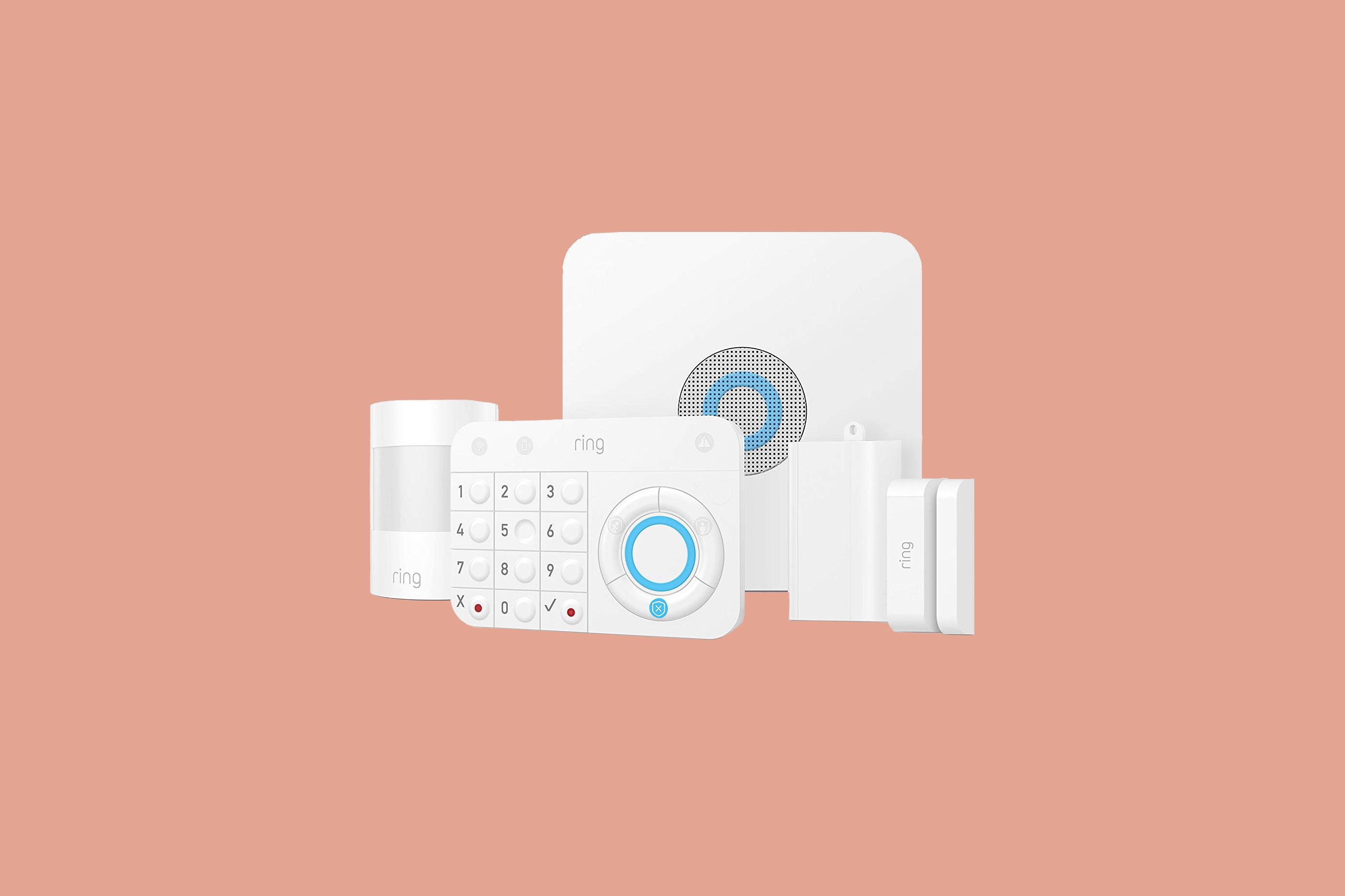 Ring Alarm 5-Piece Security System