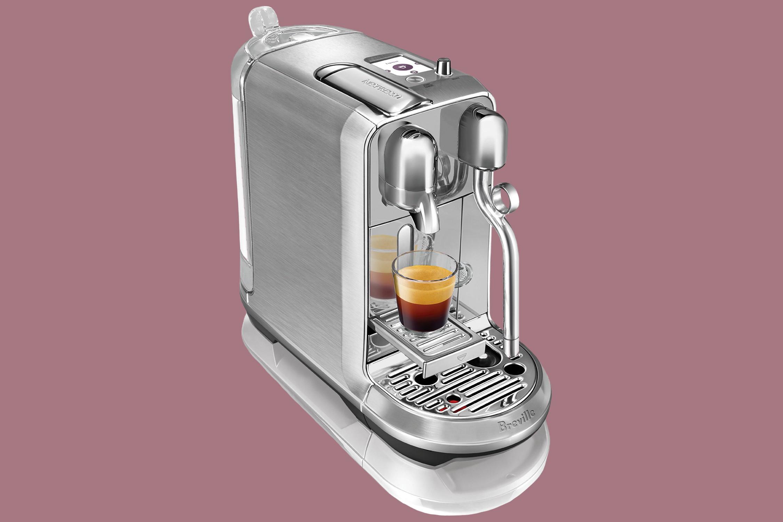 "Breville Nespresso BNE800 ""Creatista Plus"""