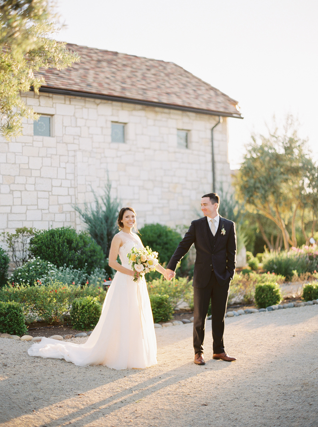 This Romantic, Tuscan-Inspired Wedding in California Embraced the Surrounding Wine Country