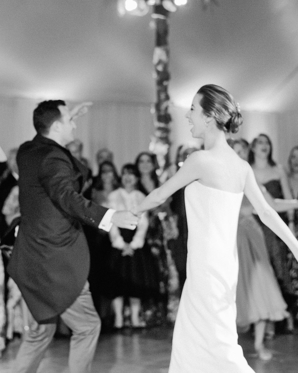 sofia alberto wedding reception first dance