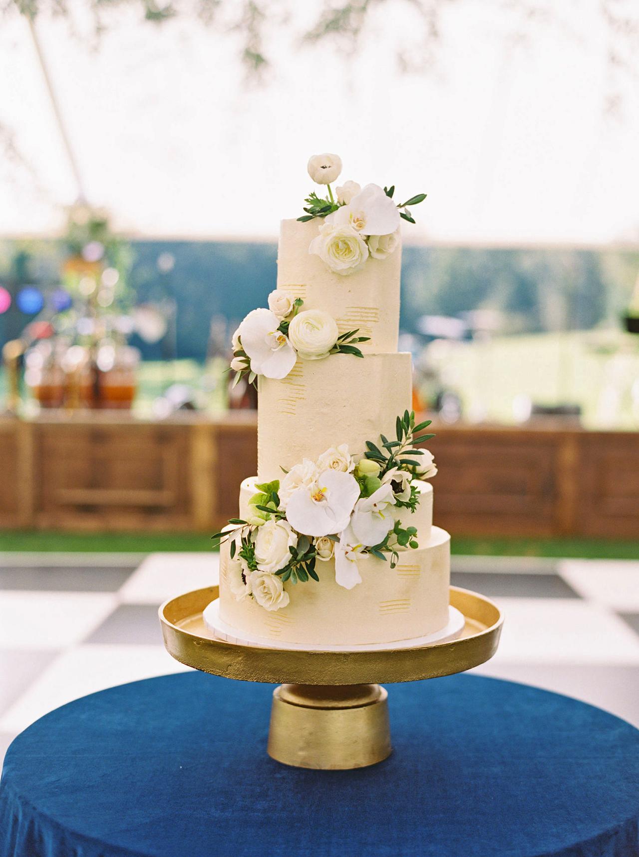 kathleen henry wedding cake