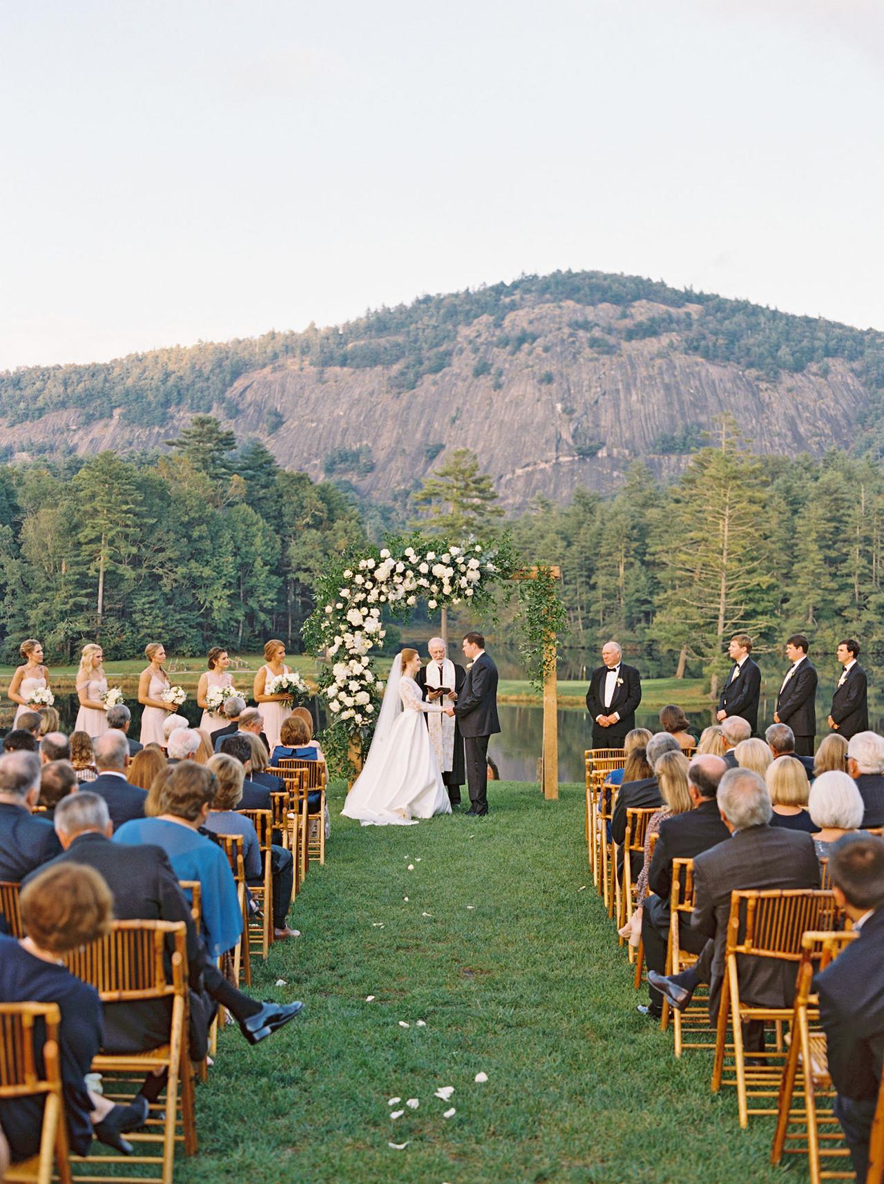 kathleen henry wedding ceremony