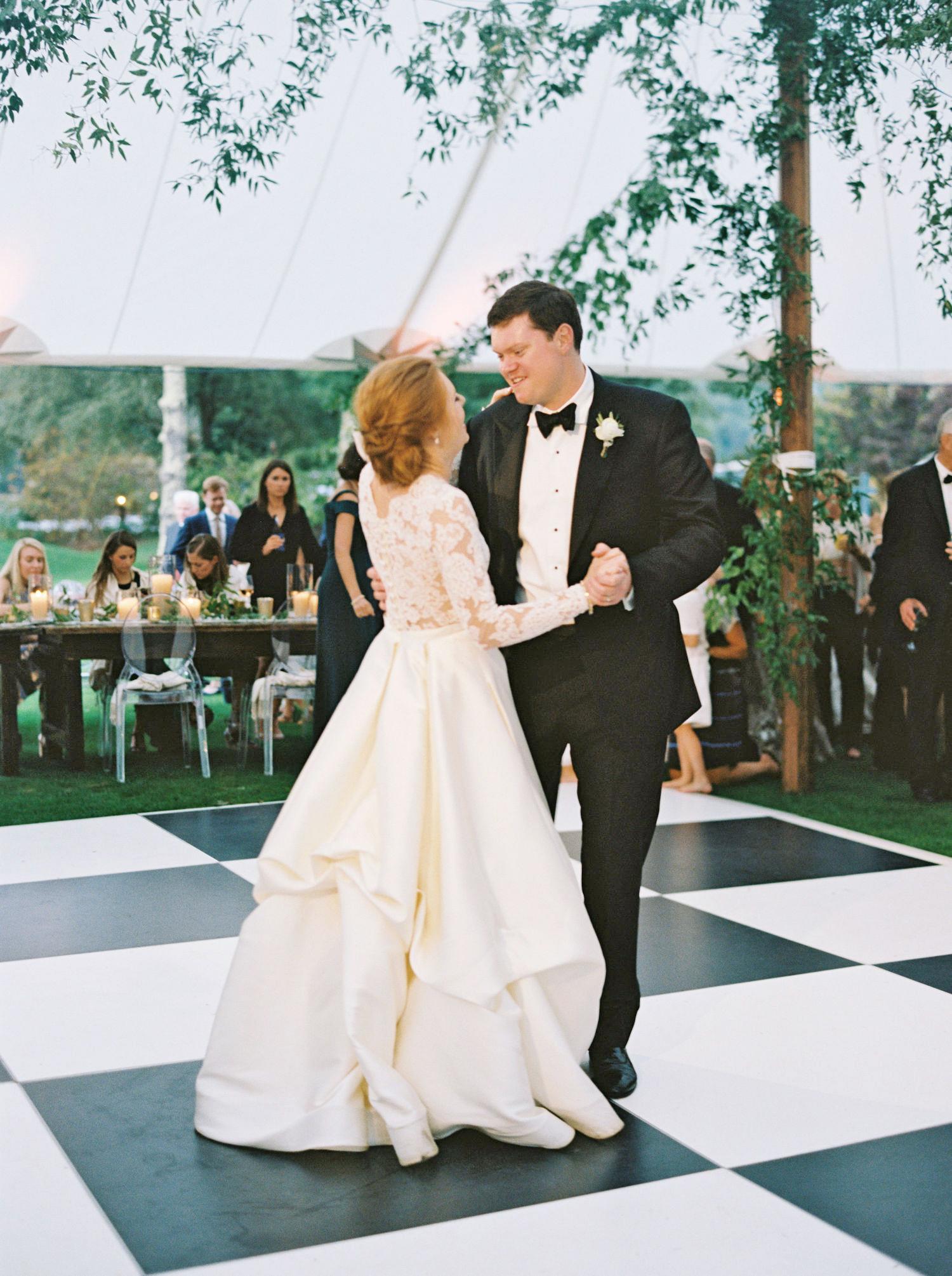 kathleen henry wedding first dance