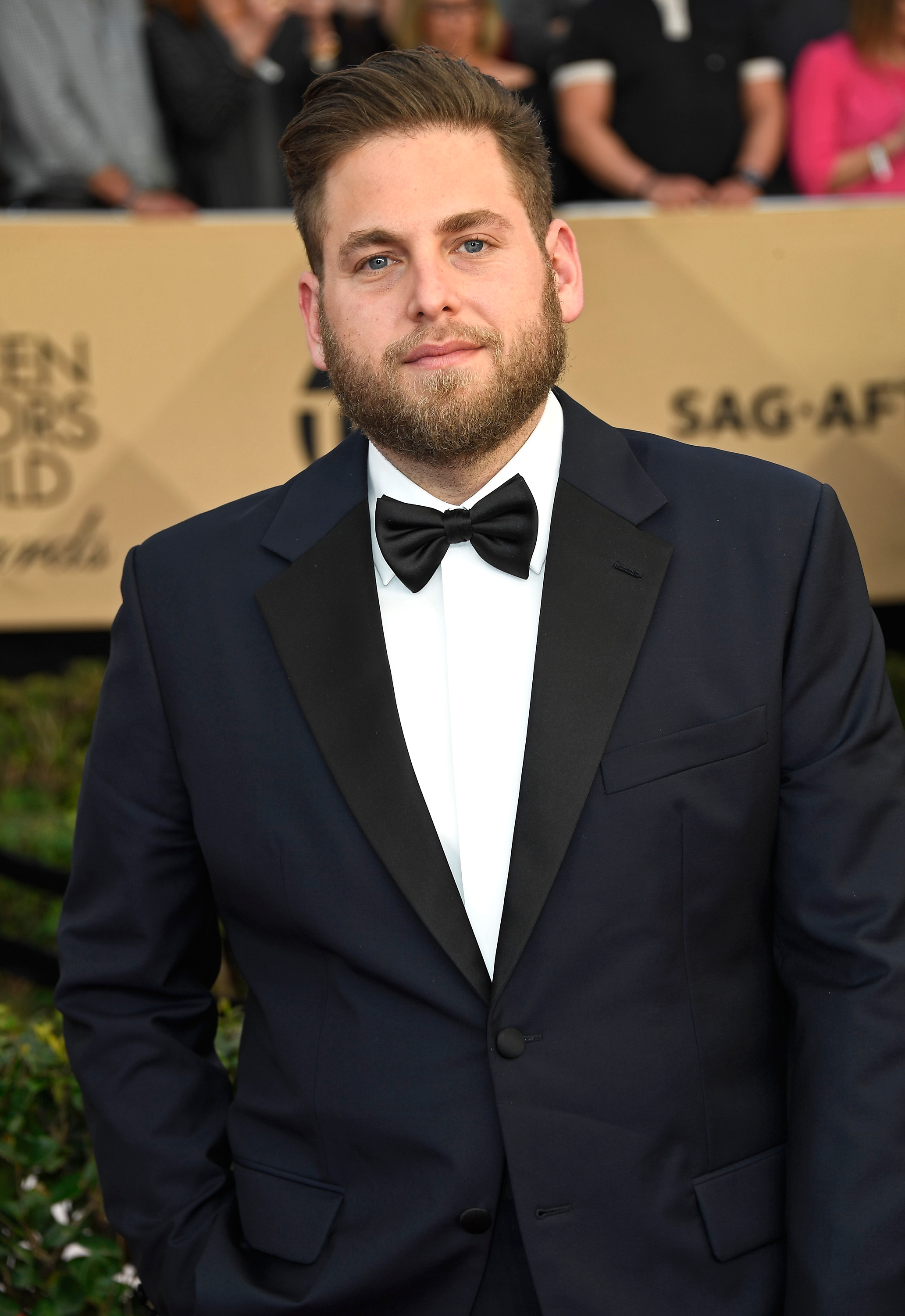 Jonah Hill Is Engaged to His Girlfriend of One Year, Gianna Santos