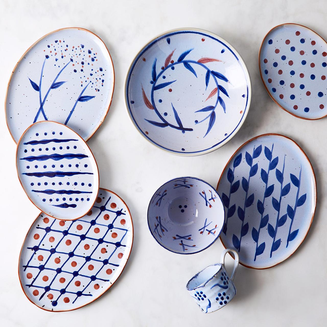 "dansk ""vandvid"" ceramics by niels refsgaard"