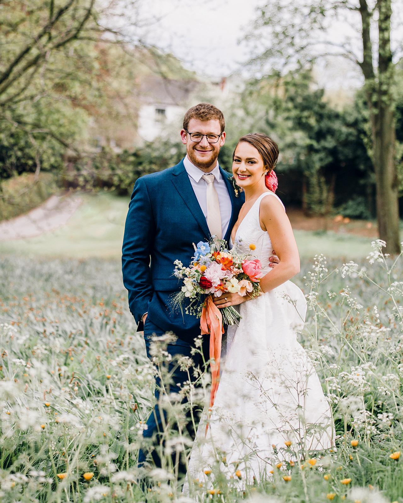 This Alabama Bride Brought a Dose of Southern Comfort to Her Classic Wedding in the United Kingdom