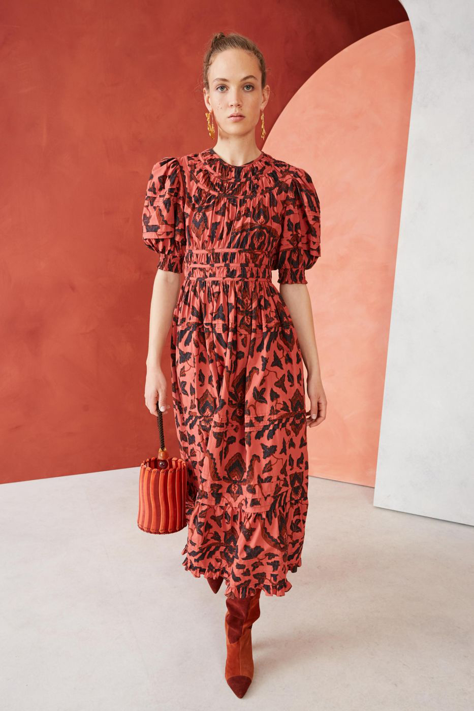 Beautiful Dresses to Wear as a Wedding Guest This Fall