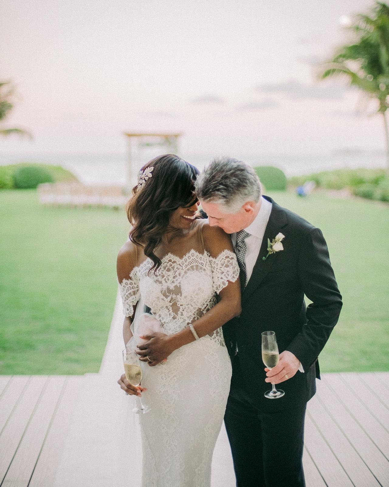 A Beachfront Winter Wedding In Bahia Beach, Puerto Rico
