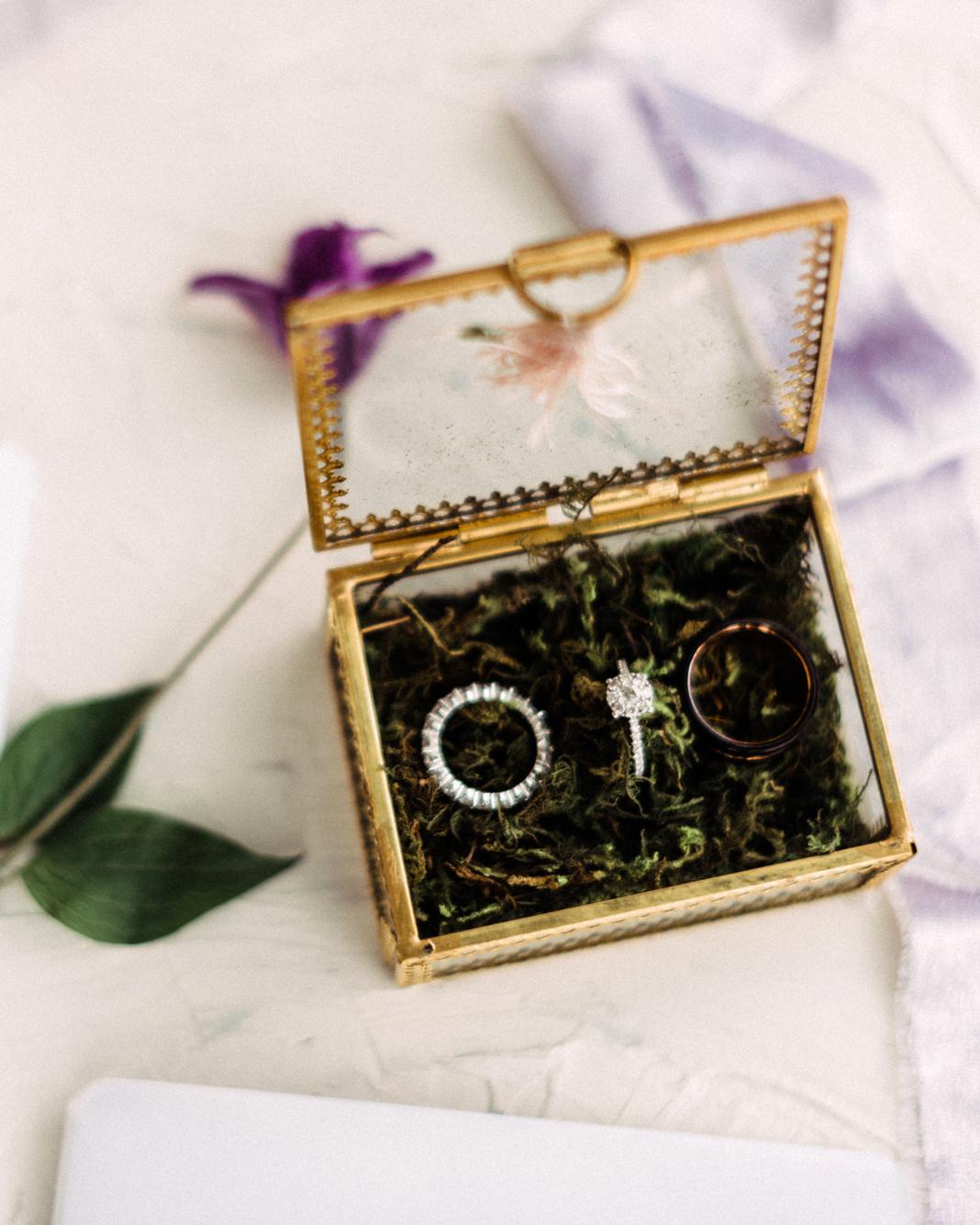 onome efe wedding rings