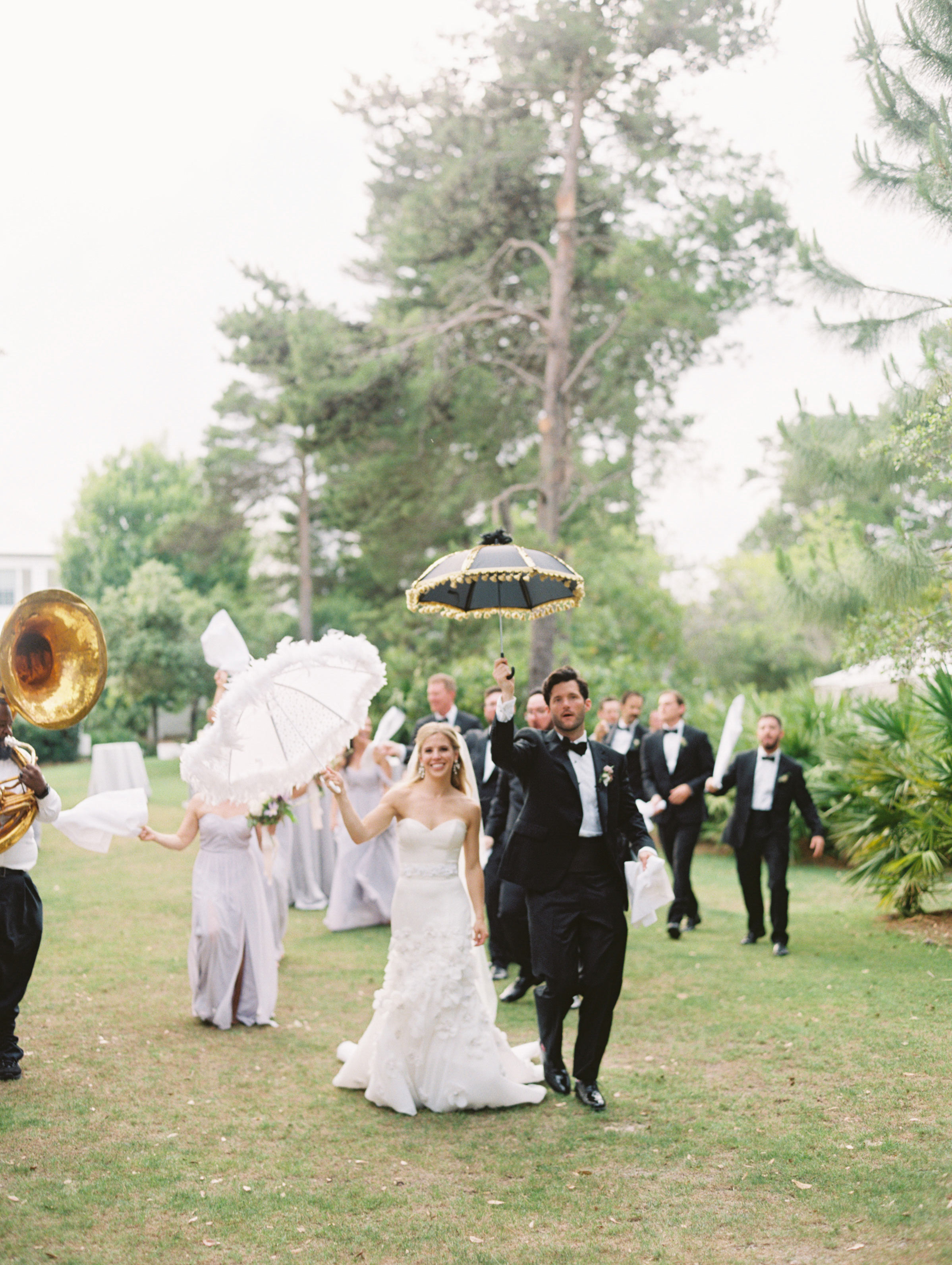 leighton craig wedding second line