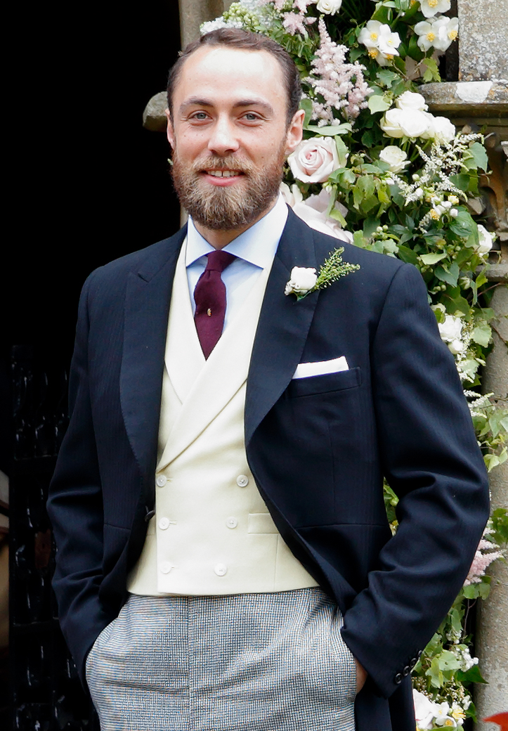"""James Middleton's Dog """"Introduced"""" Him to His New Fiancée, Alizee Thevenet"""