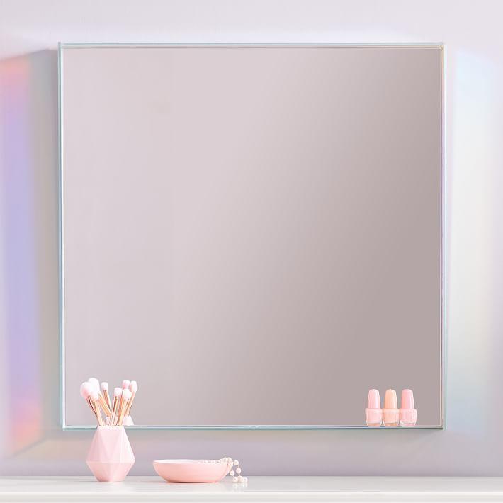 PB Teen Iridescent Mirror
