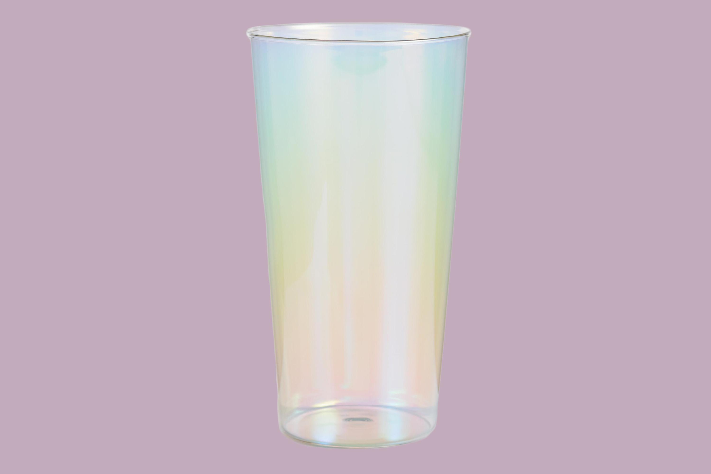 World Market Lustre Iridescent Highball Glasses