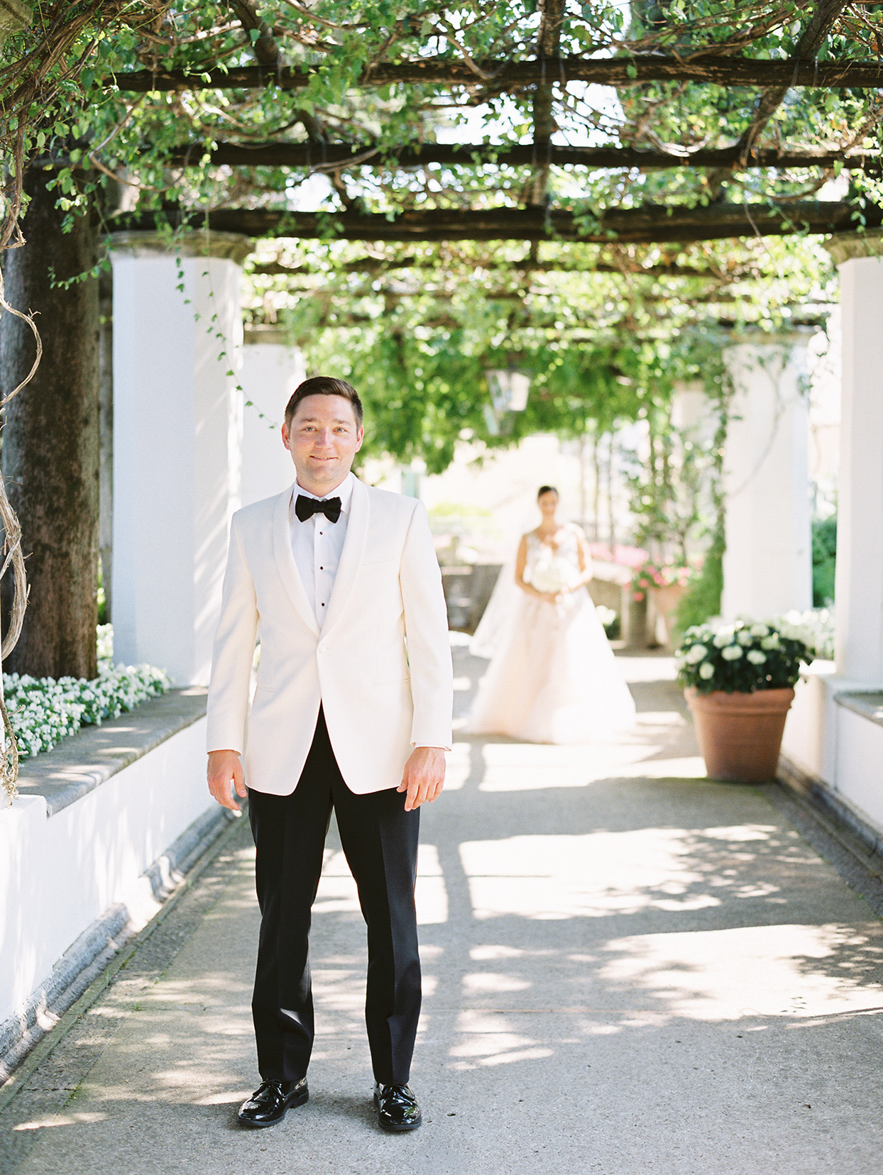 jacqueline david wedding first look