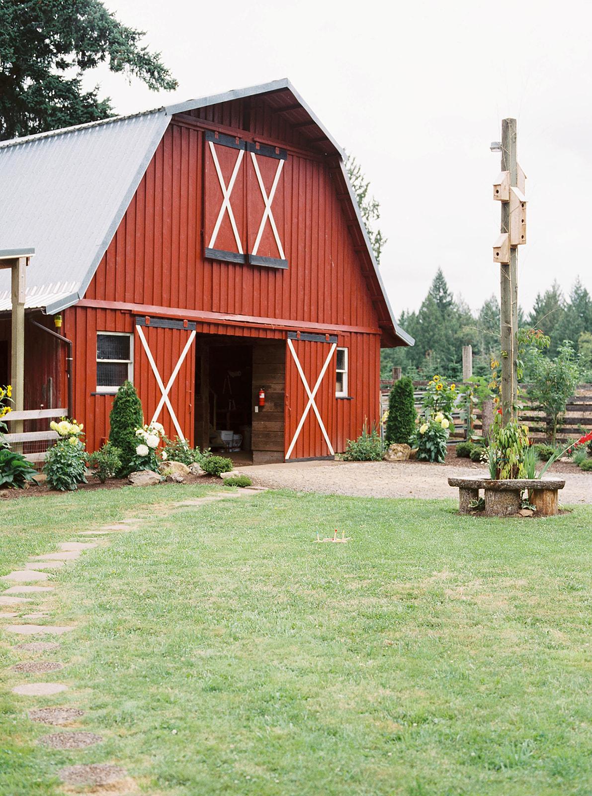 justin kevin wedding barn venue