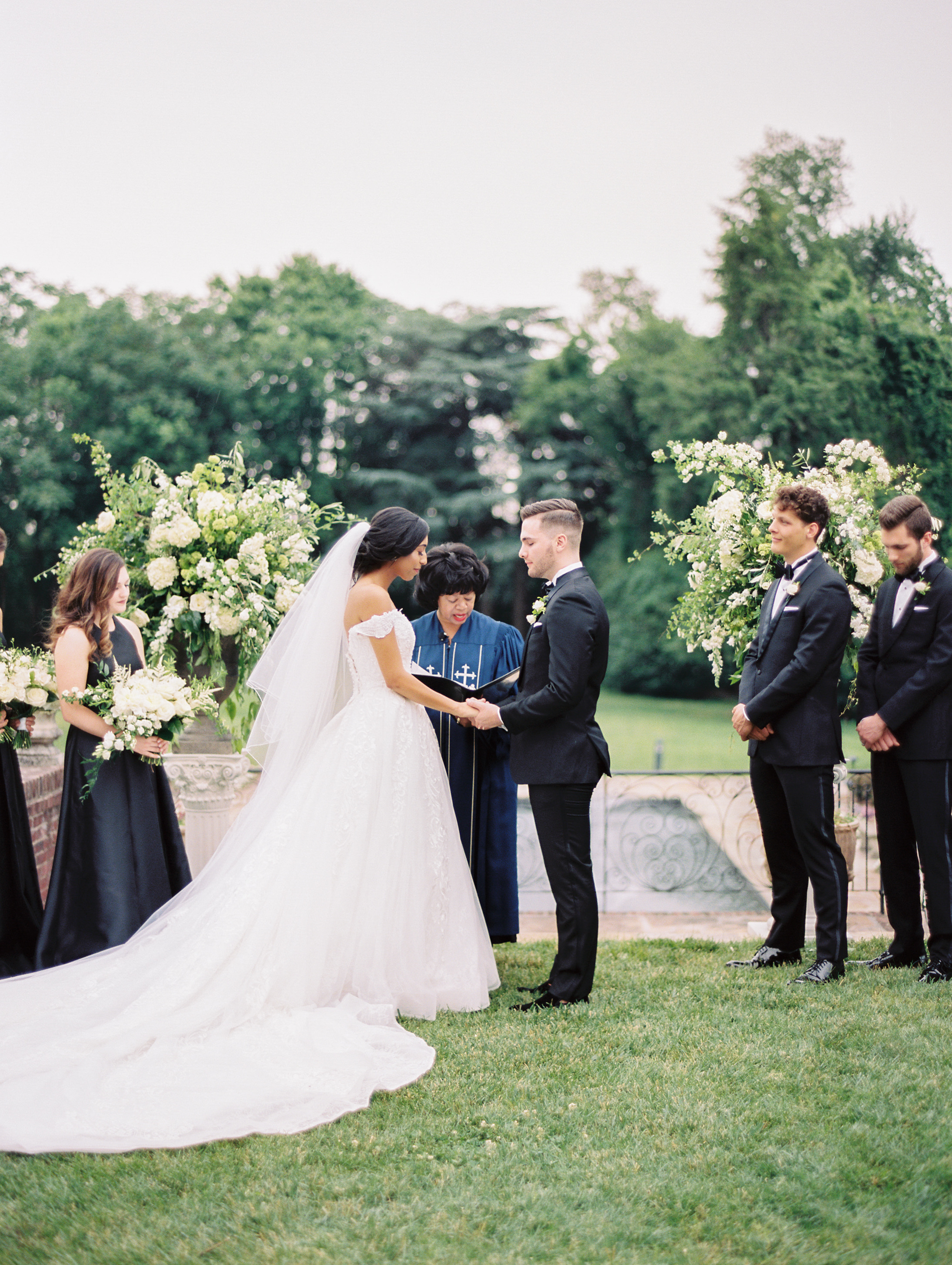 macey joshua wedding ceremony vows