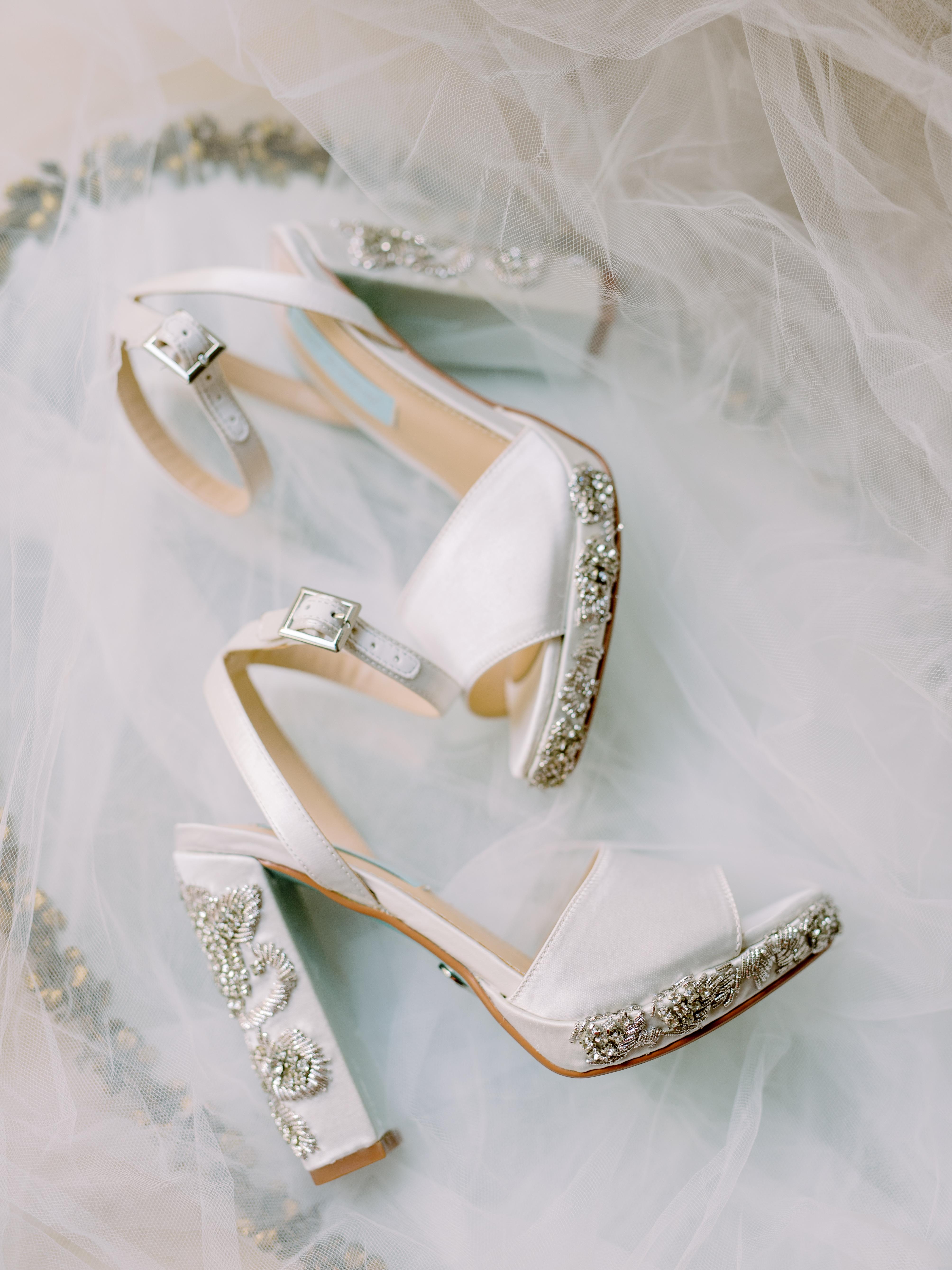 macey joshua wedding bride shoes
