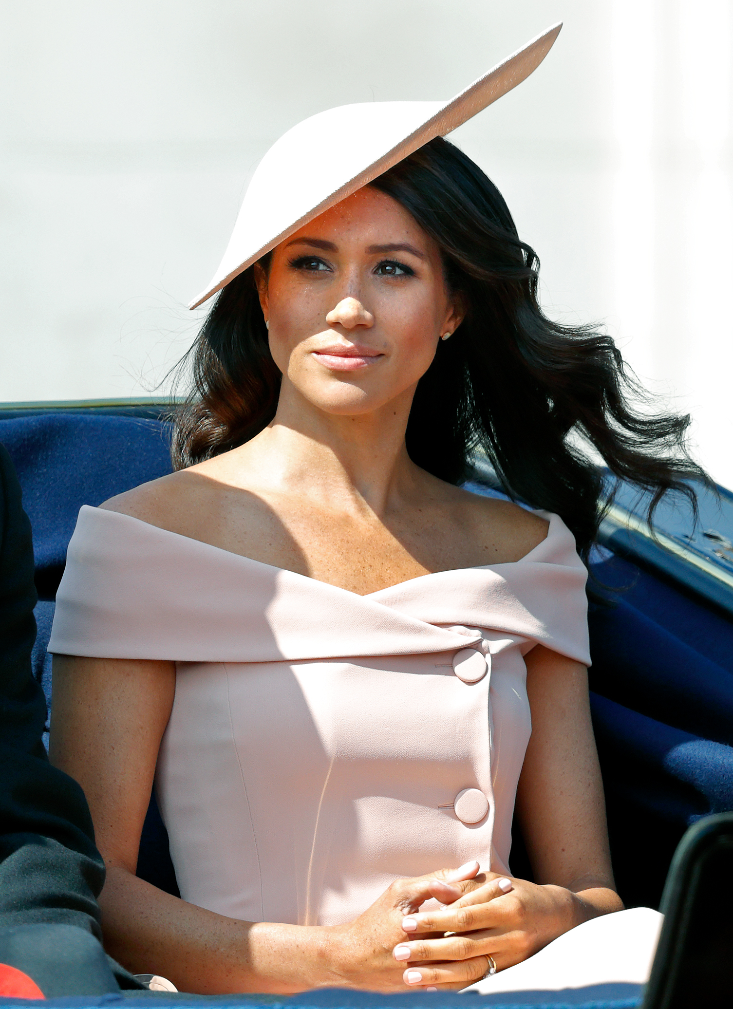 Meghan Markle Just Spoke Openly About the Pressures of Royal Life with Prince Harry