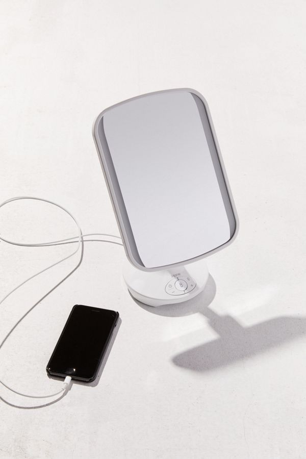 "iHome ""Reflect 2"" Vanity Mirror Bluetooth Speaker"