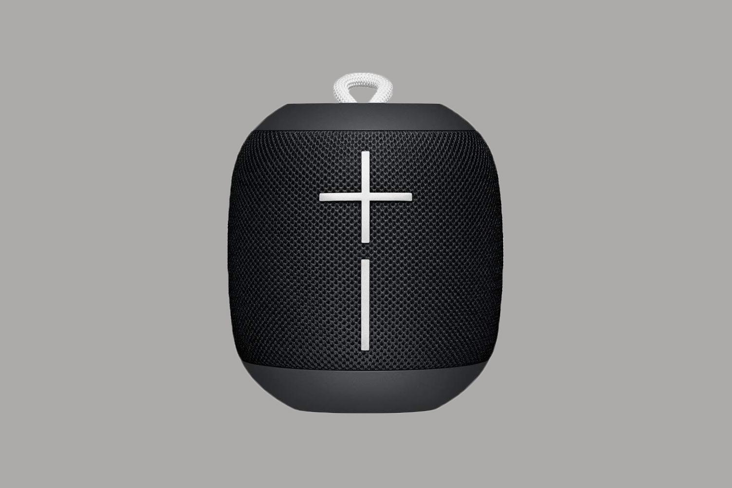 """Logitech UE """"WONDERBOOM"""" Portable Waterproof Bluetooth Speaker"""