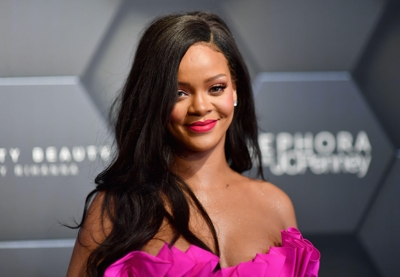 Rihanna Just Revealed Her Dream Wedding Dress Designer