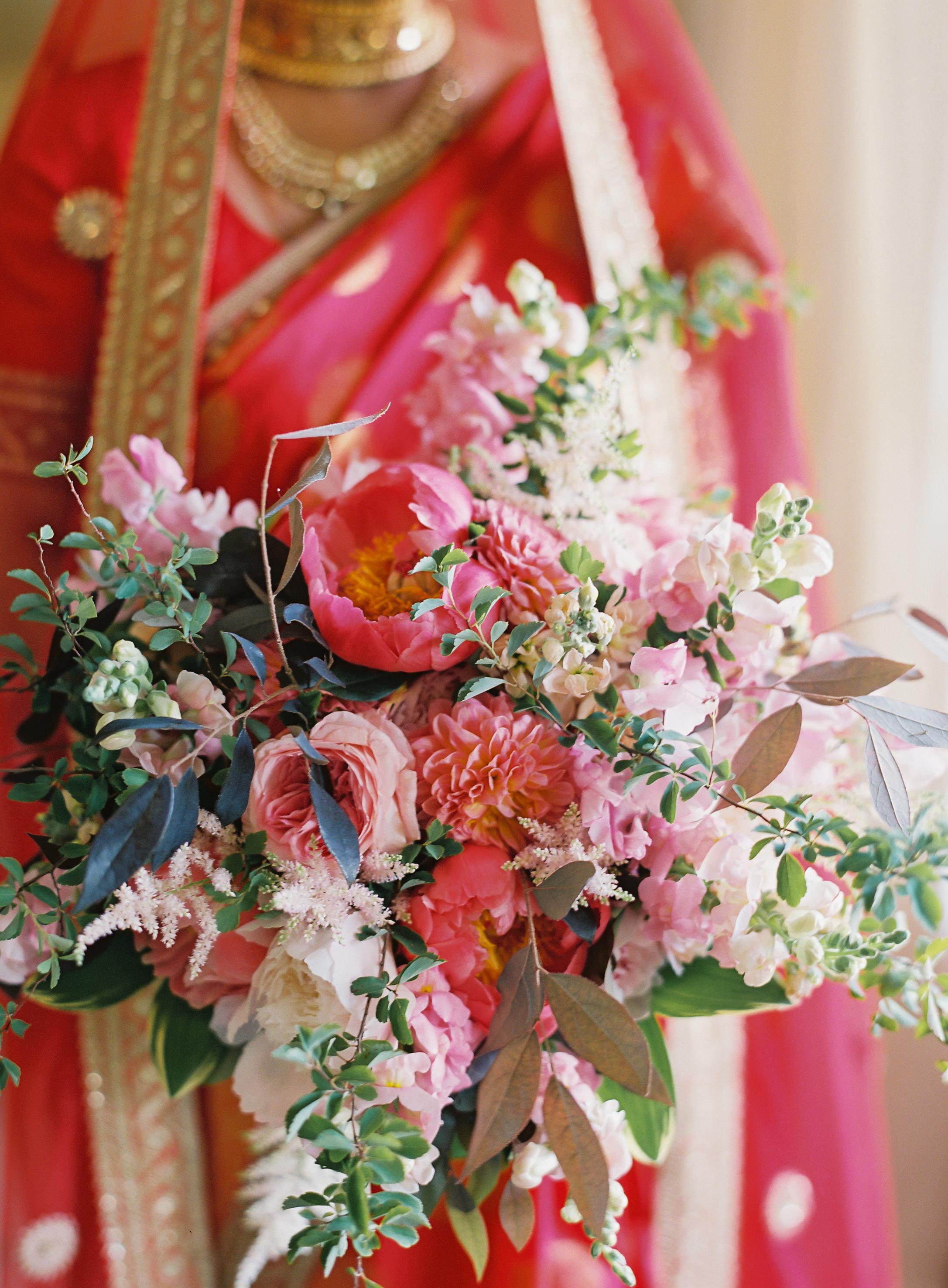 ronita ryan wedding bridal bouqet