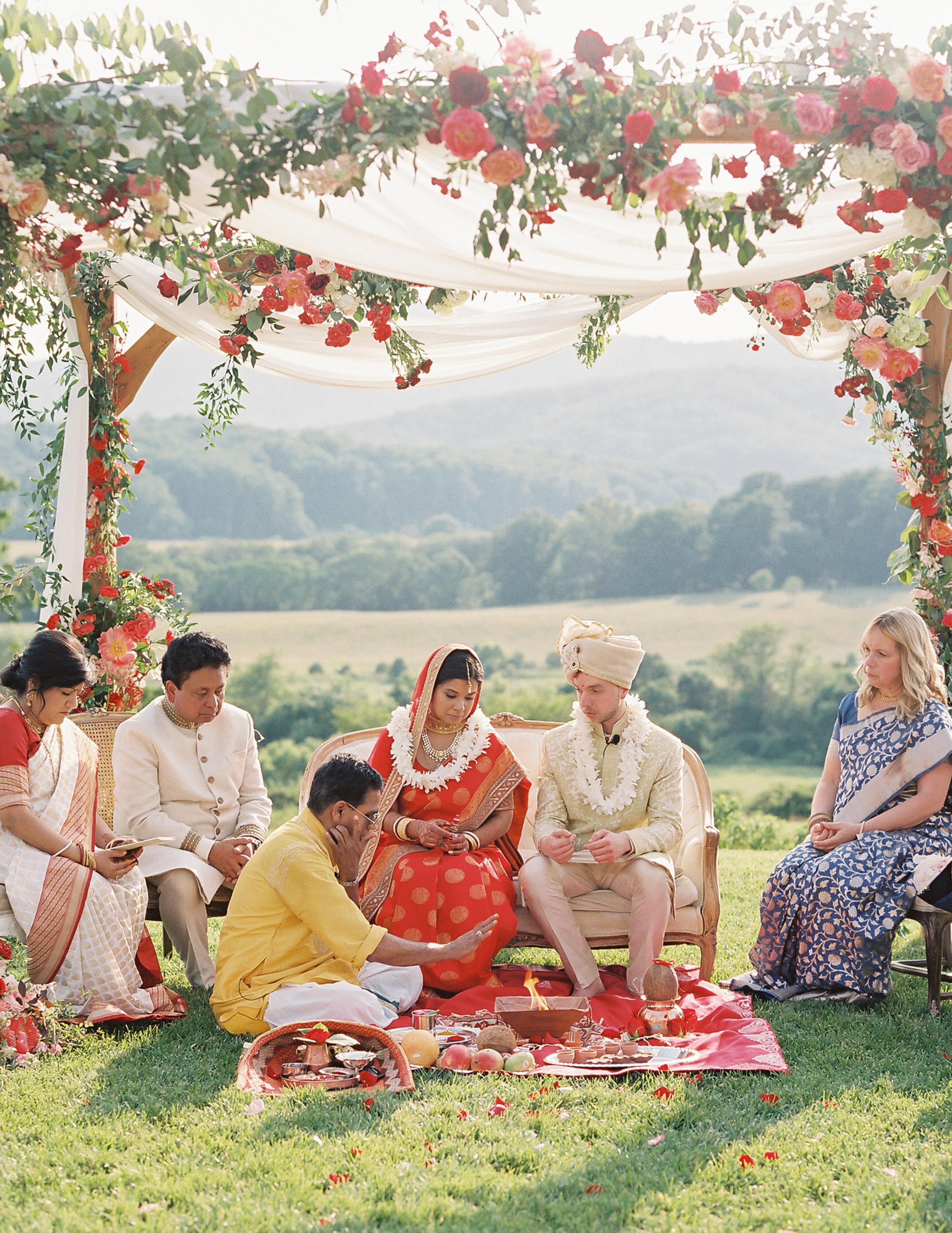 ronita ryan wedding ceremony tradition