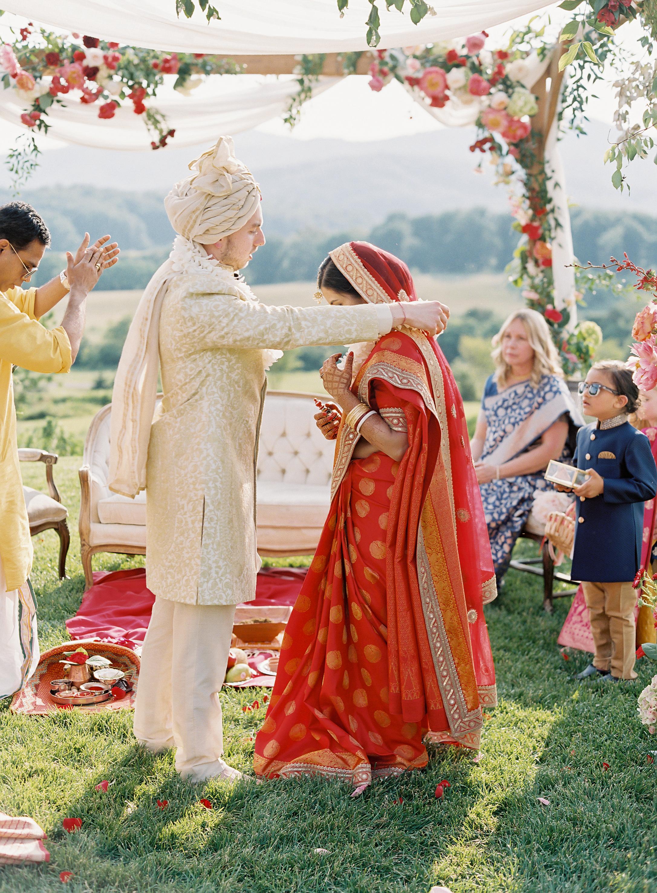 ronita ryan wedding symbolic ceremony