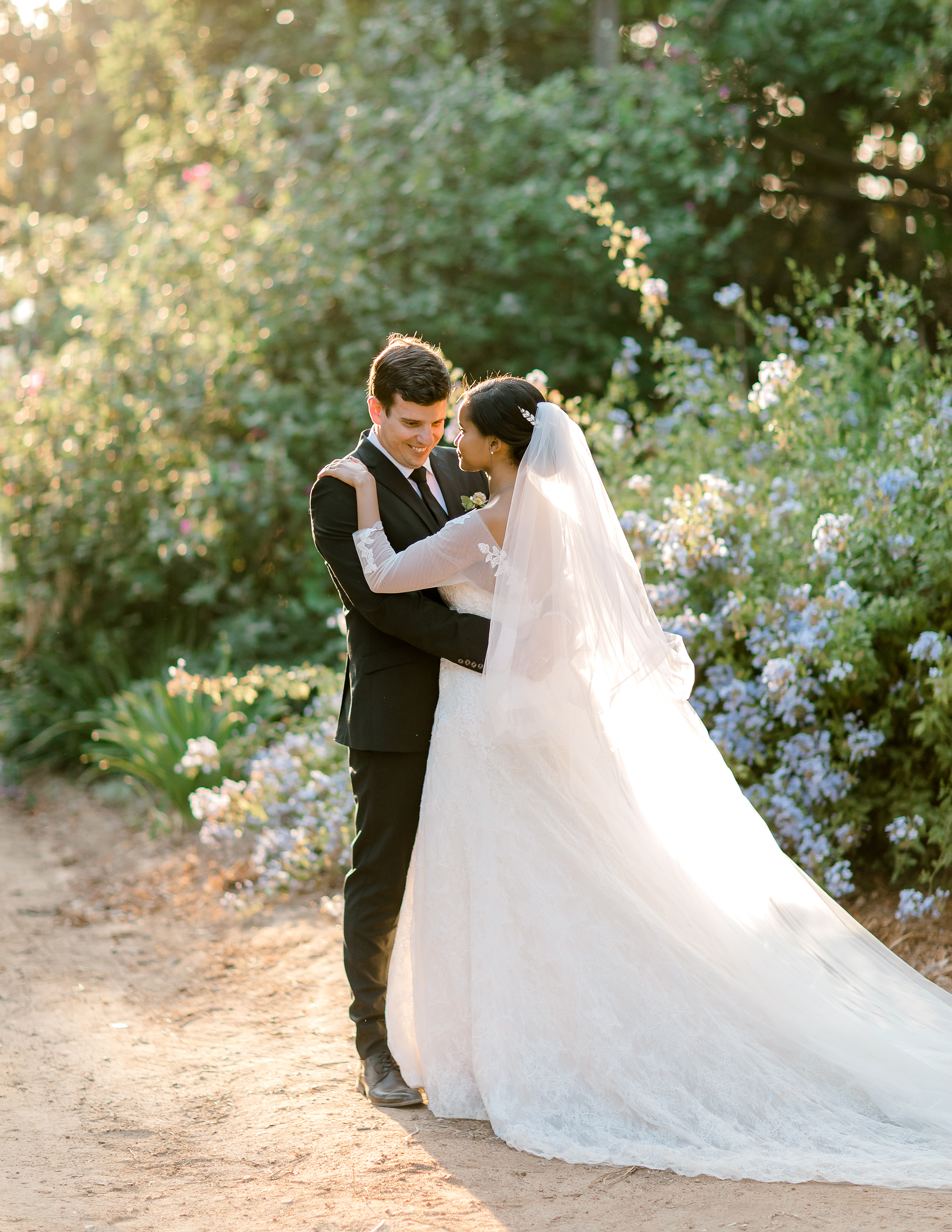rorisang stephen wedding couple portraits