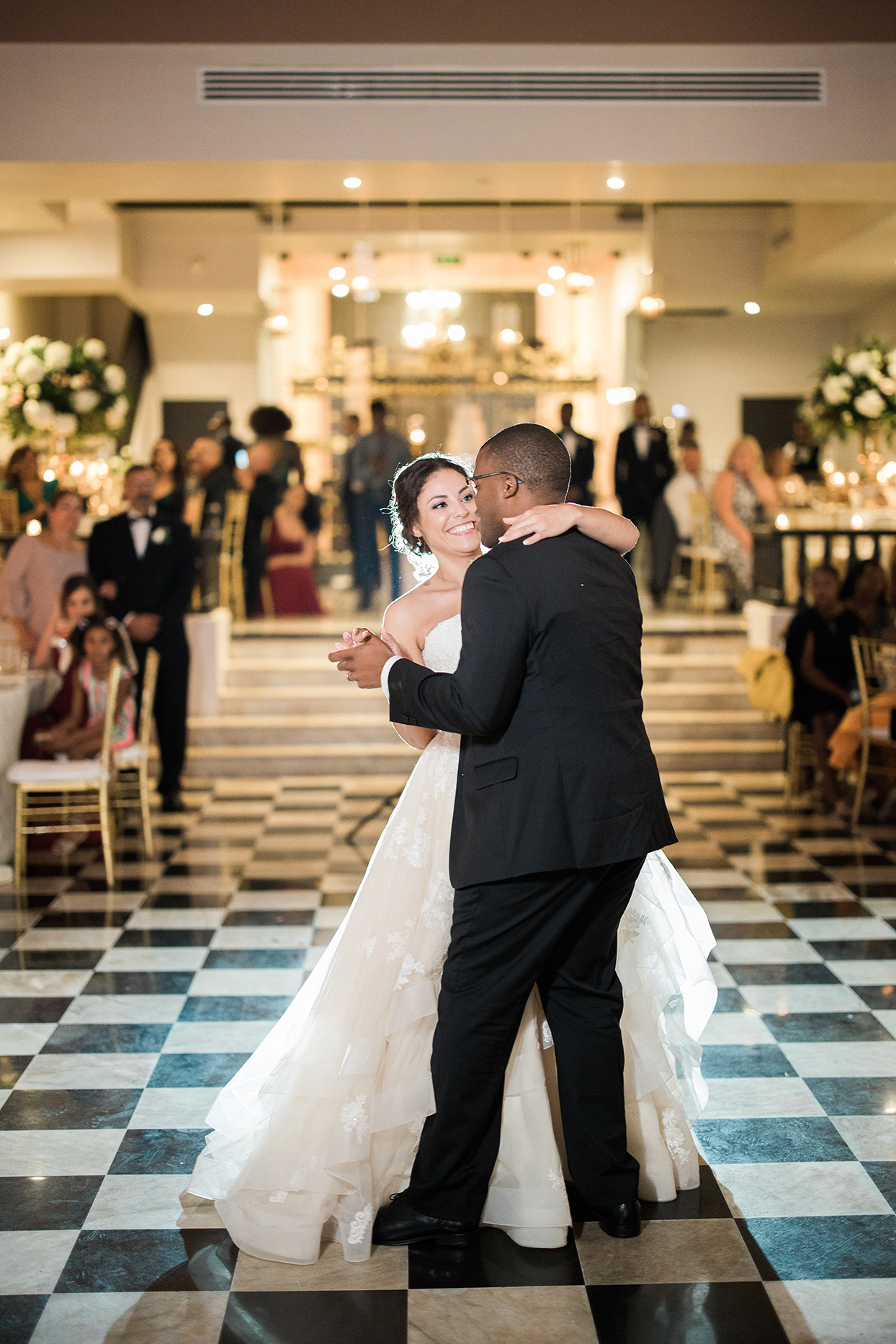 victoria tk wedding first dance