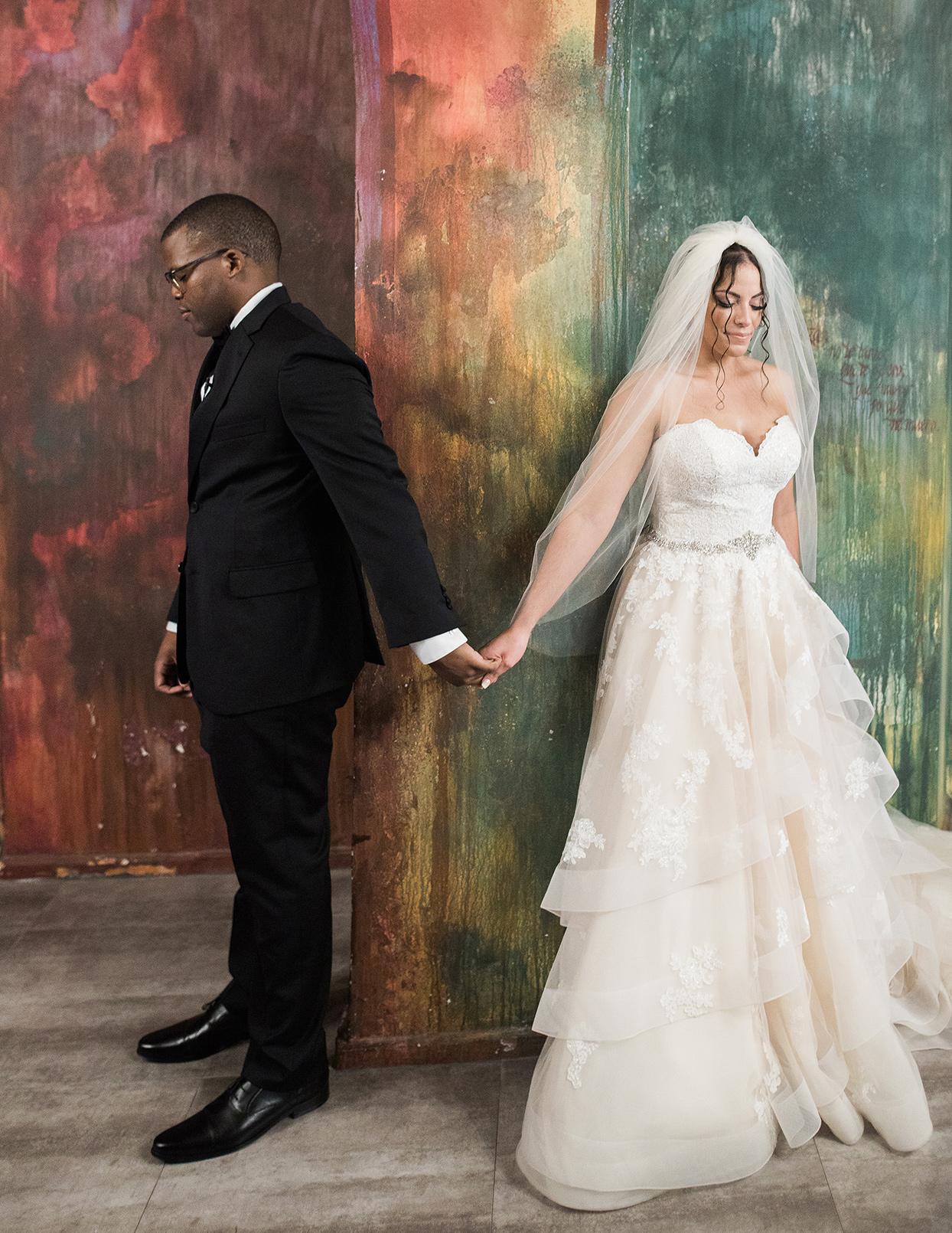 victoria tk wedding first touch