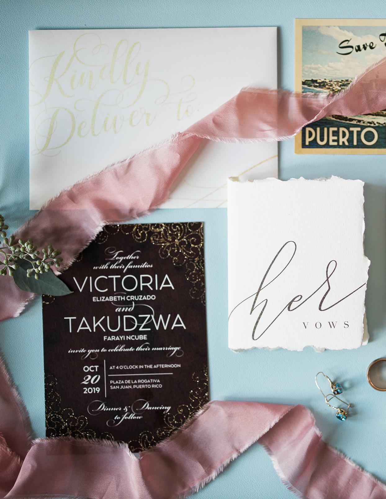 victoria tk wedding invitations and vow books