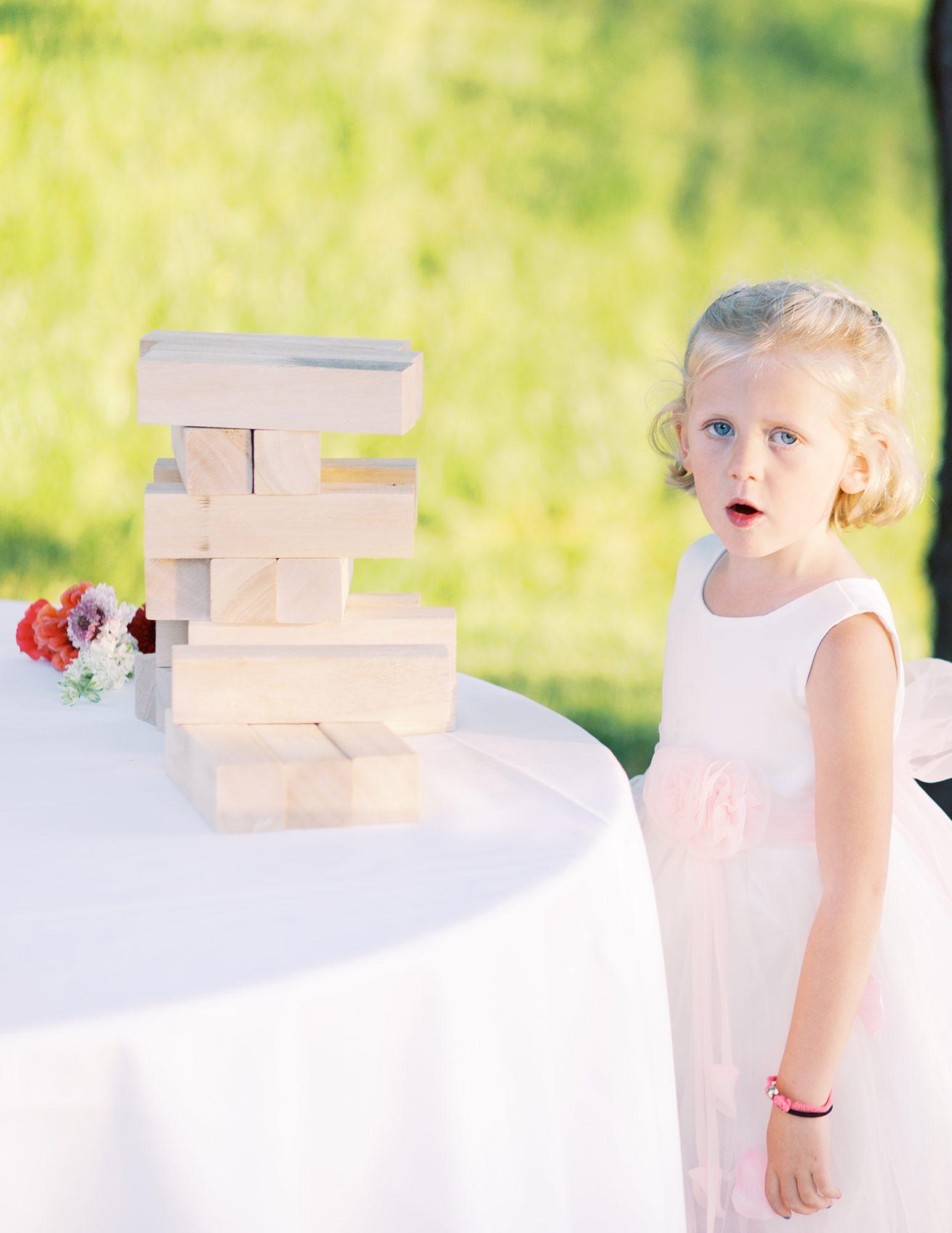 charlene jeremy wedding reception outdoor games