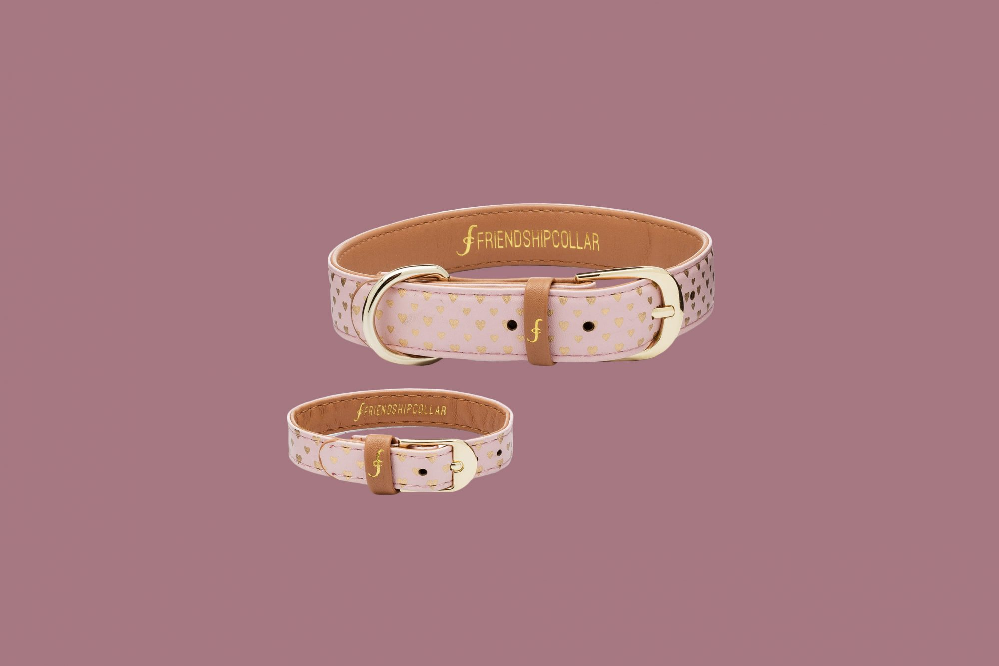 Friendship Collar and Bracelet