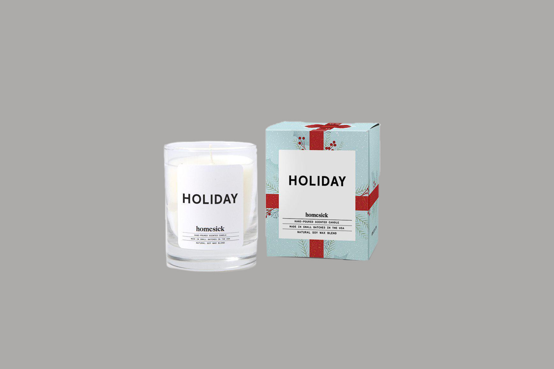 homesick holiday candle stocking stuffer