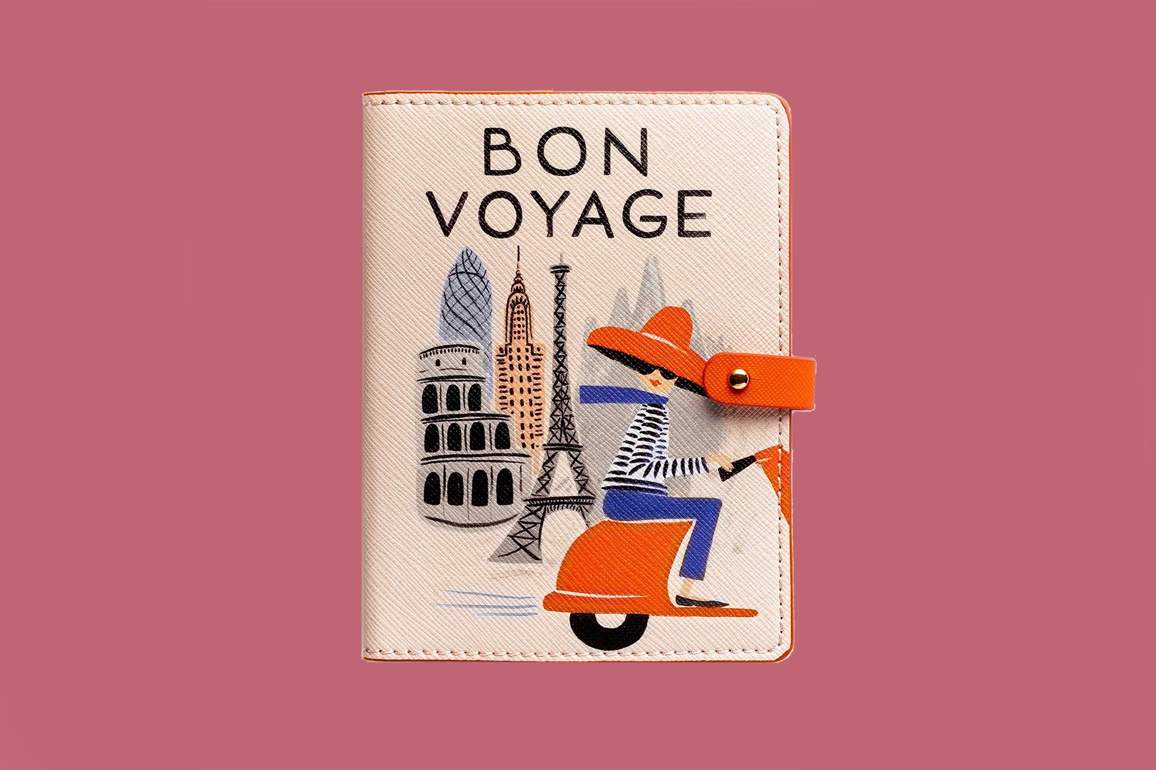 stocking stuffer gift passport cover