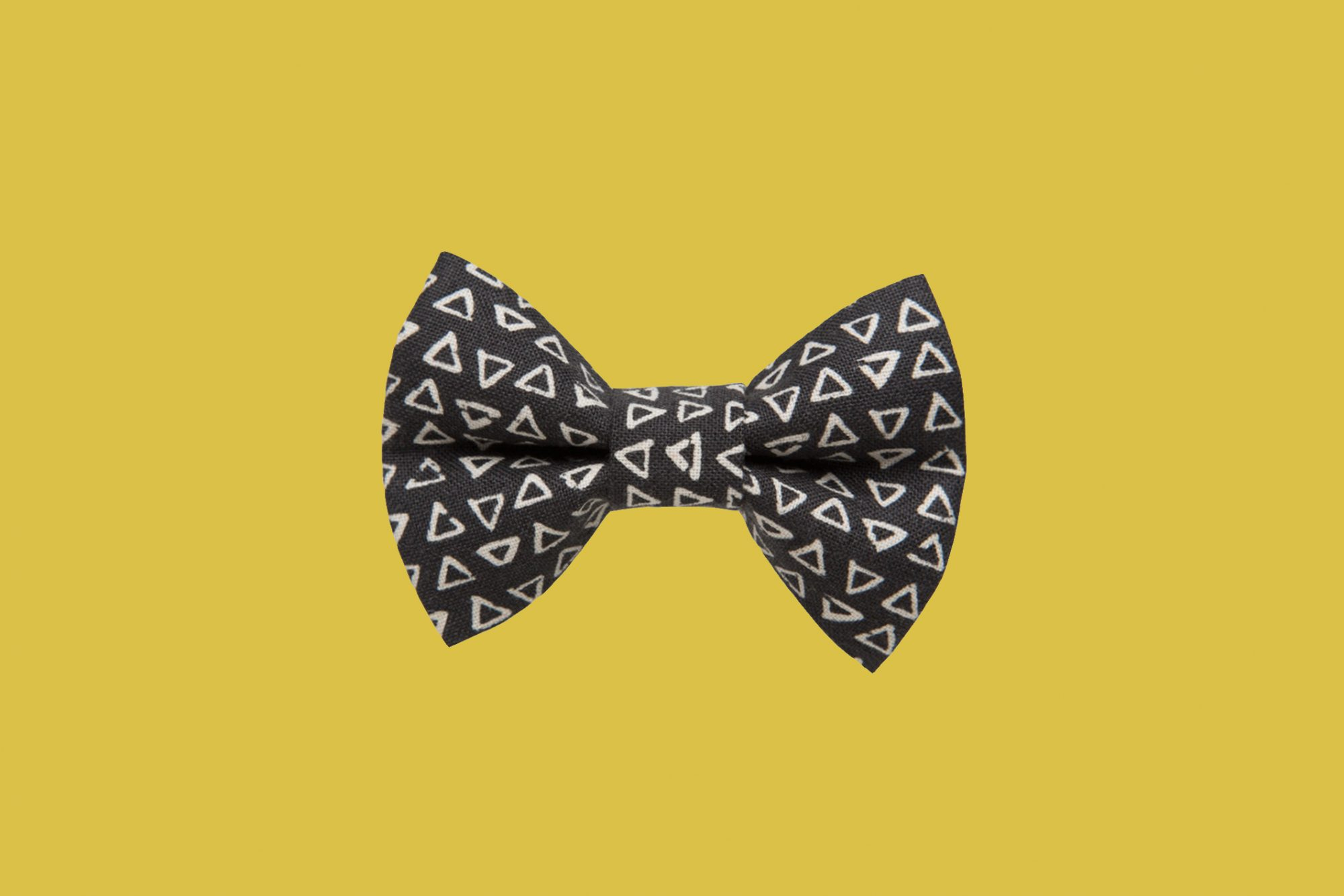 Sweet Pickles Designs The Modernist Bow Tie for Cats