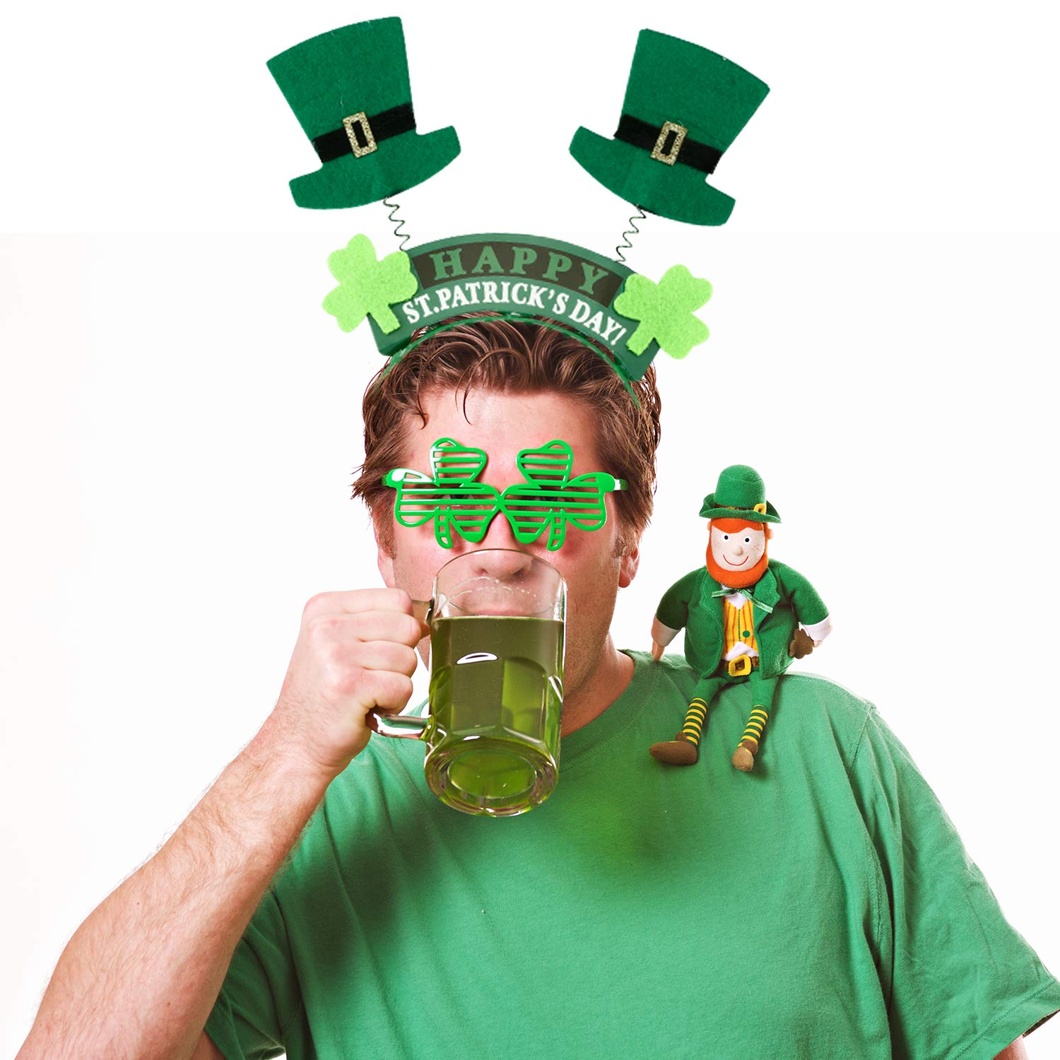 4d8d9883c How to Wear Green for St. Patrick's Day | Better Homes & Gardens