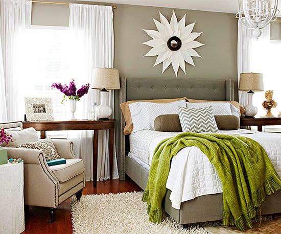 Cheap Decorating Ideas Better Homes Gardens Mesmerizing How To Decorate A Bedroom On A Budget