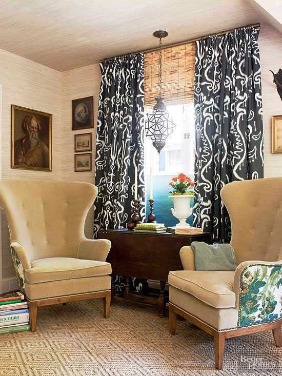 Use pattern to change your rooms - Teva deco change decor ...