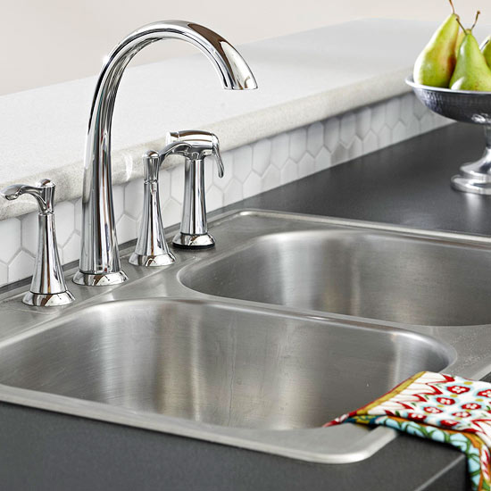 Kitchen Sinks & Faucets | Better Homes & Gardens
