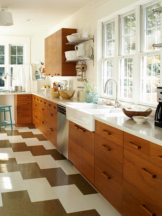 Your Guide to Vinyl Kitchen Flooring