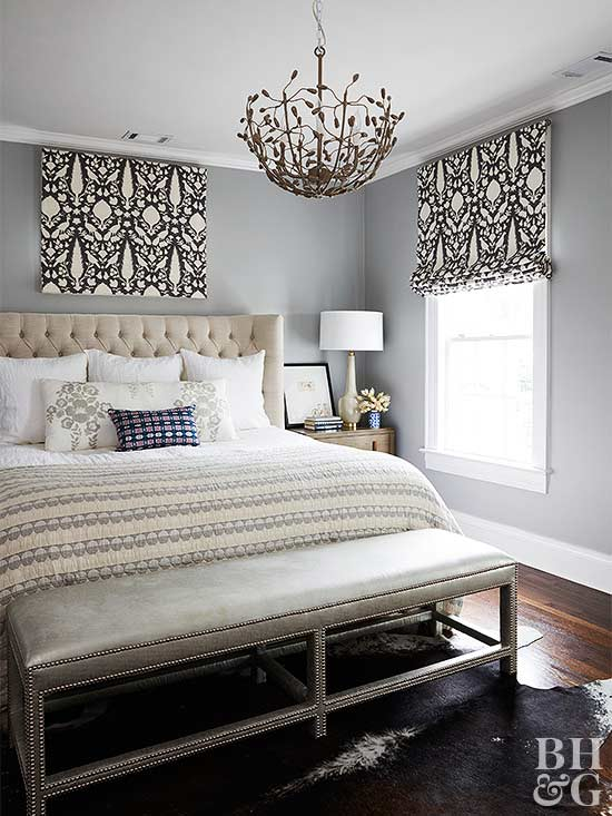 Neutral Bedroom Paint Colors Are Por For A Reason Creamy White Walls Let You Play With Any Color Combination Bedding And Accessories