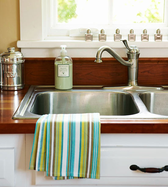 Single-Handle Faucets