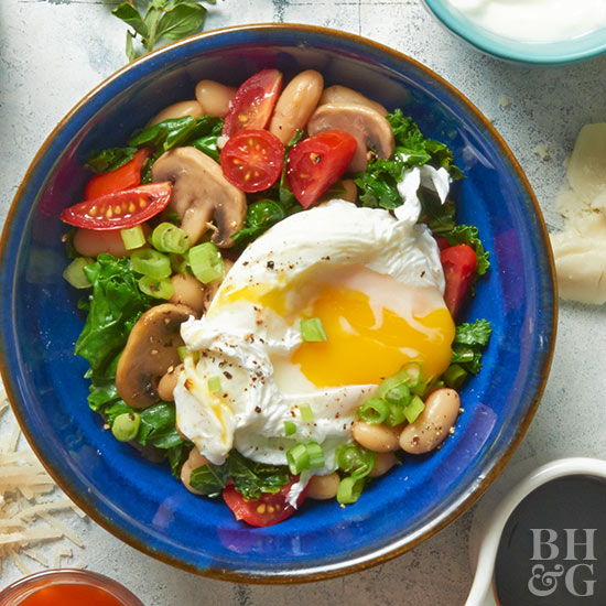 Healthy Breakfast Bowls in 30 Minutes or Less